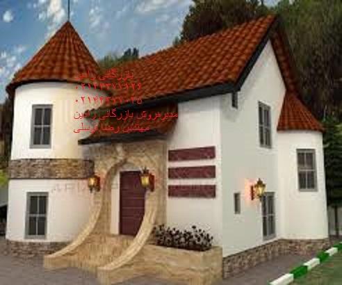 خرید مستقیم رنگ نمای ساختمان ویلایی