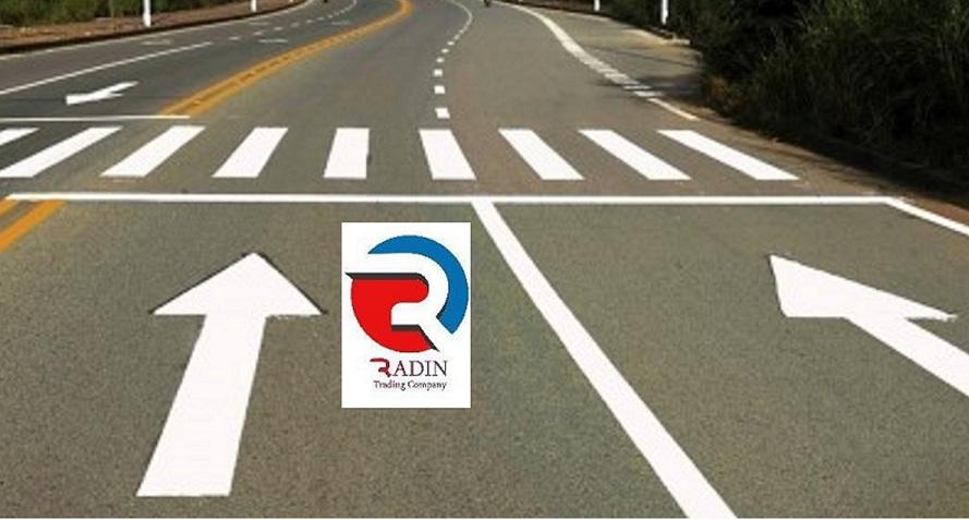 فروش رنگ های ترافیکی باقیمت مناسب و کیفیت عالی