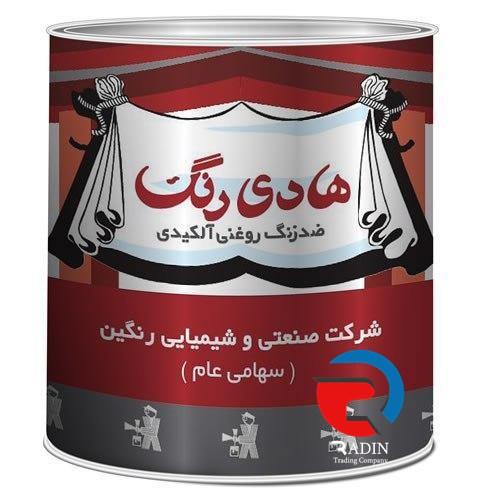 خرید رنگ هادی روغنی  براق در البرز-