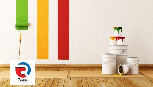 فروش رنگ روغنی زیبا مناسب برای استفاده درتمام مناطق کشور