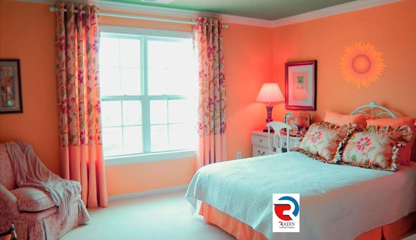 فروش ویژه رنگ روغنی زیبا در بازرگانی رادین