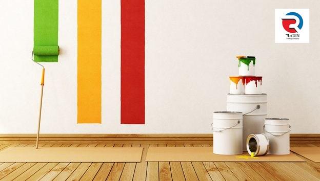 رنگ روغنی با کیفیت فوق العاده و قیمت مناسب تولید شرکت رنگسازی زیبا