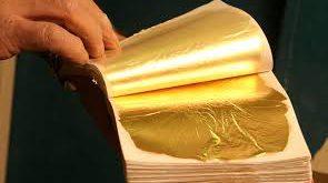 پخش عمده ورق طلا در تهران