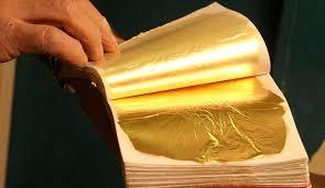 خریدعمده ورق طلا