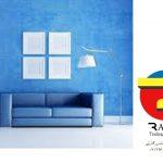 فروش رنگ ساختمانی در بازرگانی رادین