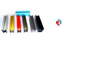 فروش رنگ کوره ای آلومینیوم با قیمت درب کارخانه